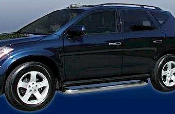 Nissan Murano. price, modifications, pictures. MoiBibiki